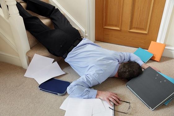 arbeidsongeval bij thuiswerk